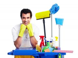 Cleaning Services W1